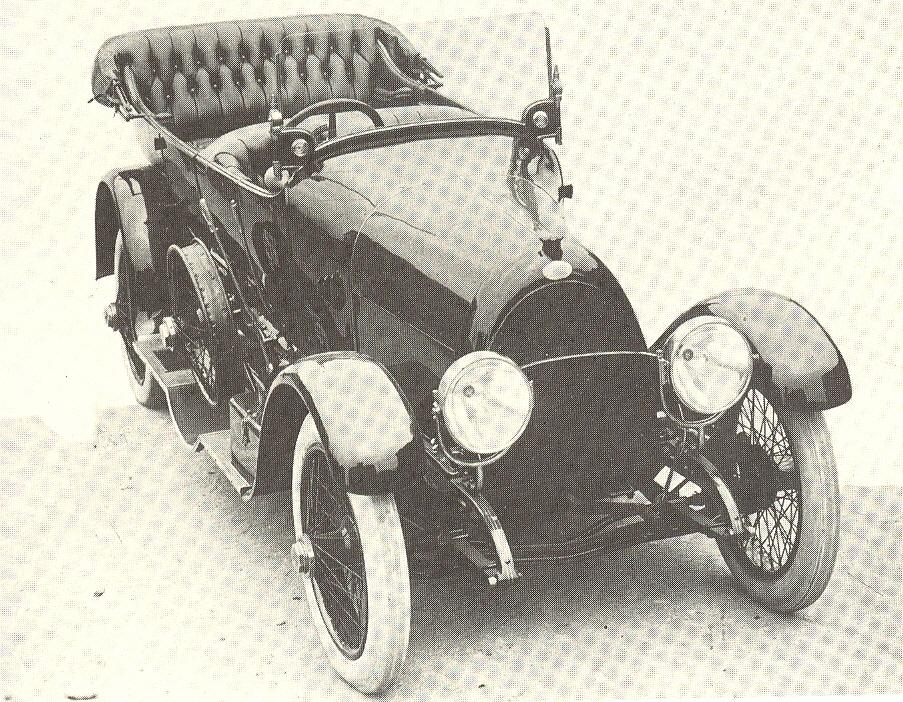 Fiat 3 TER (1912)