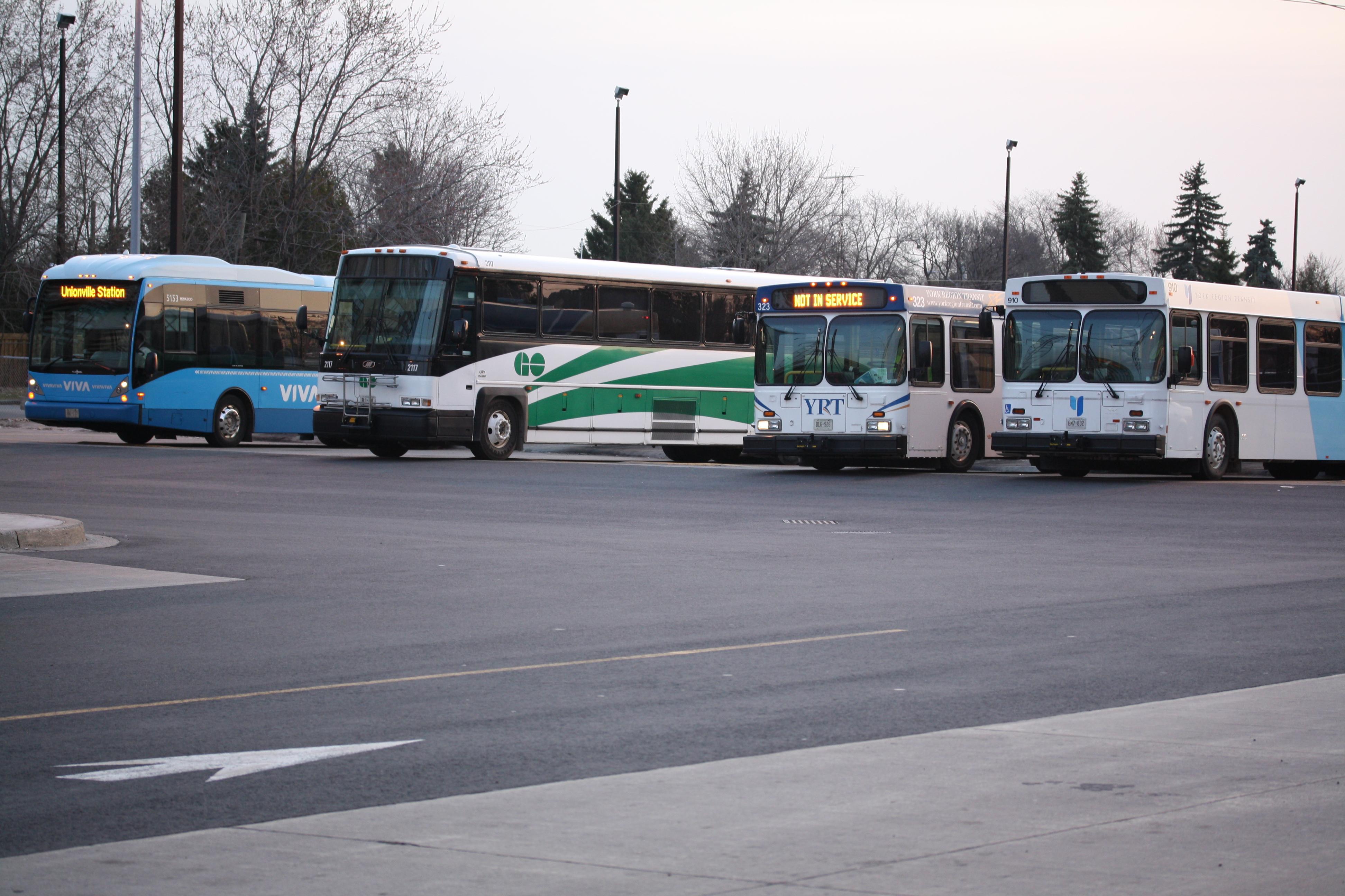 casino bus yonge and finch