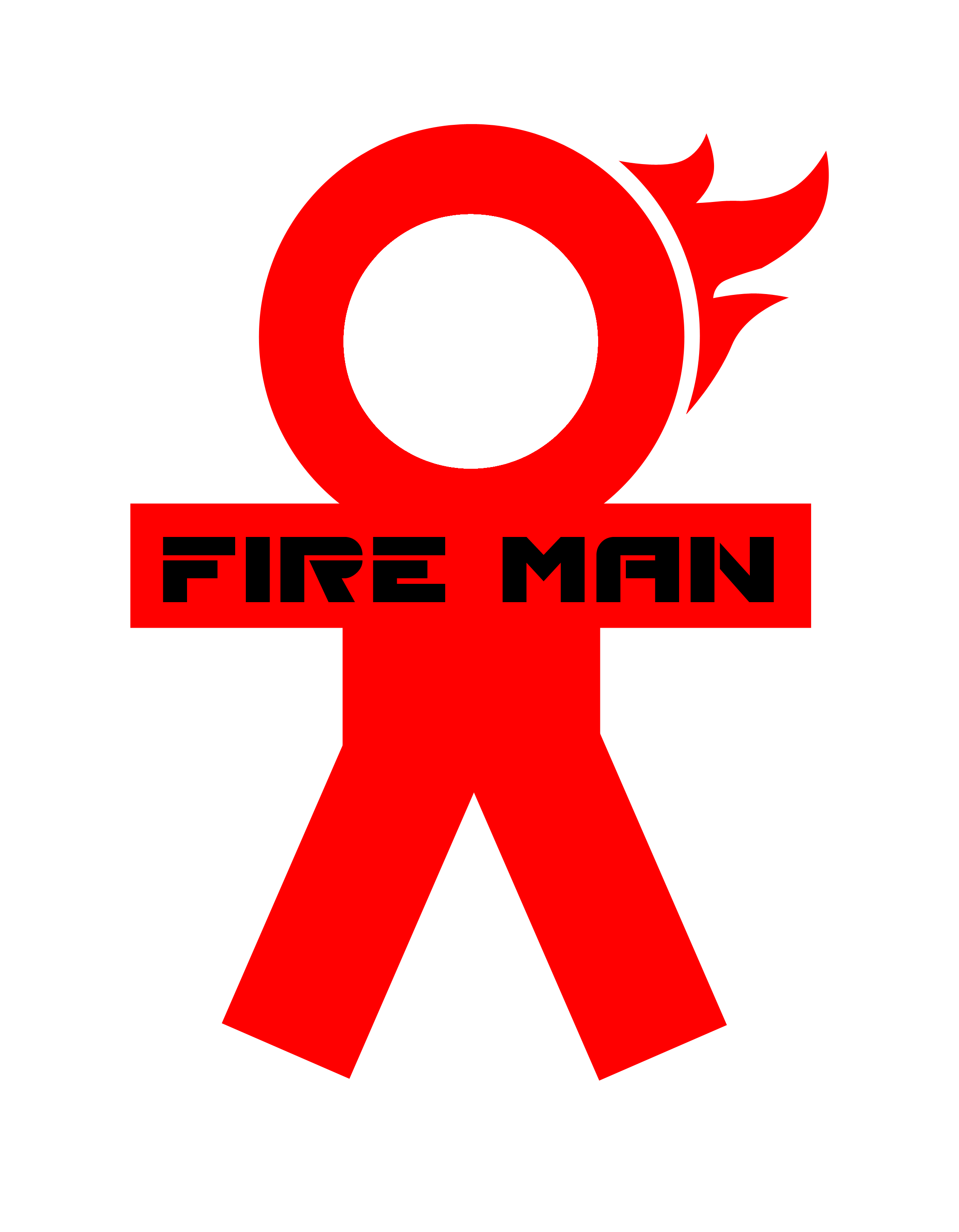 Pin Fireman Logo on Pinterest
