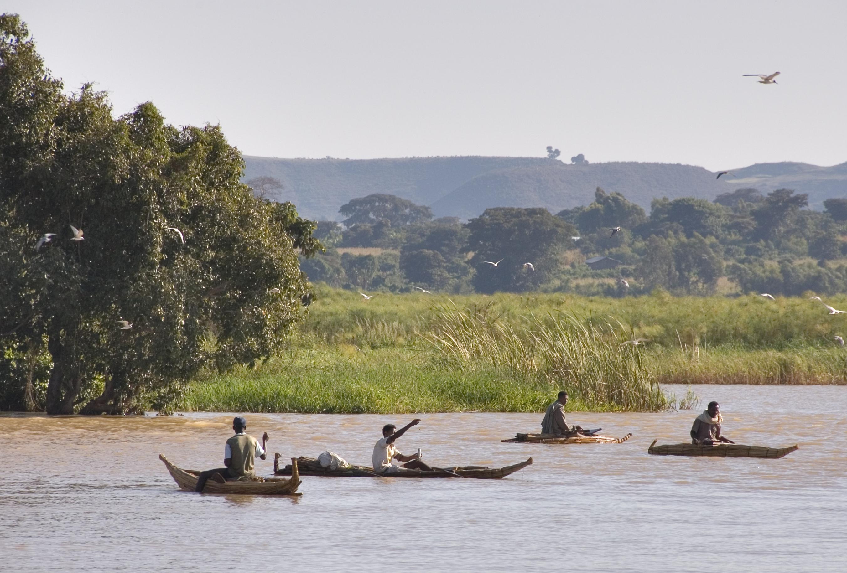 Image result for fisherman lake tana