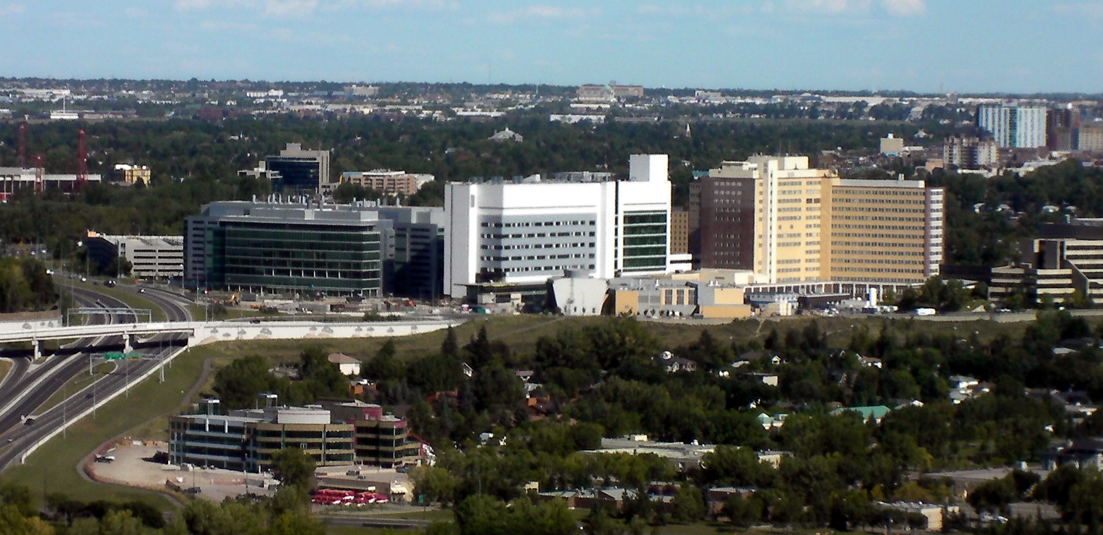 Foothills Medical Centre Wikipedia