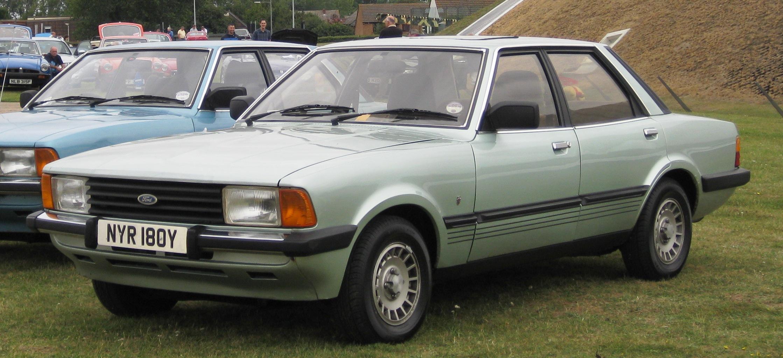 Ford V Car