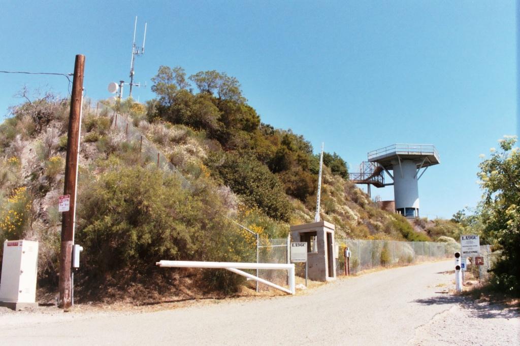 Desaparecer Opinión Manuscrito  San Vicente Mountain Park - Wikipedia