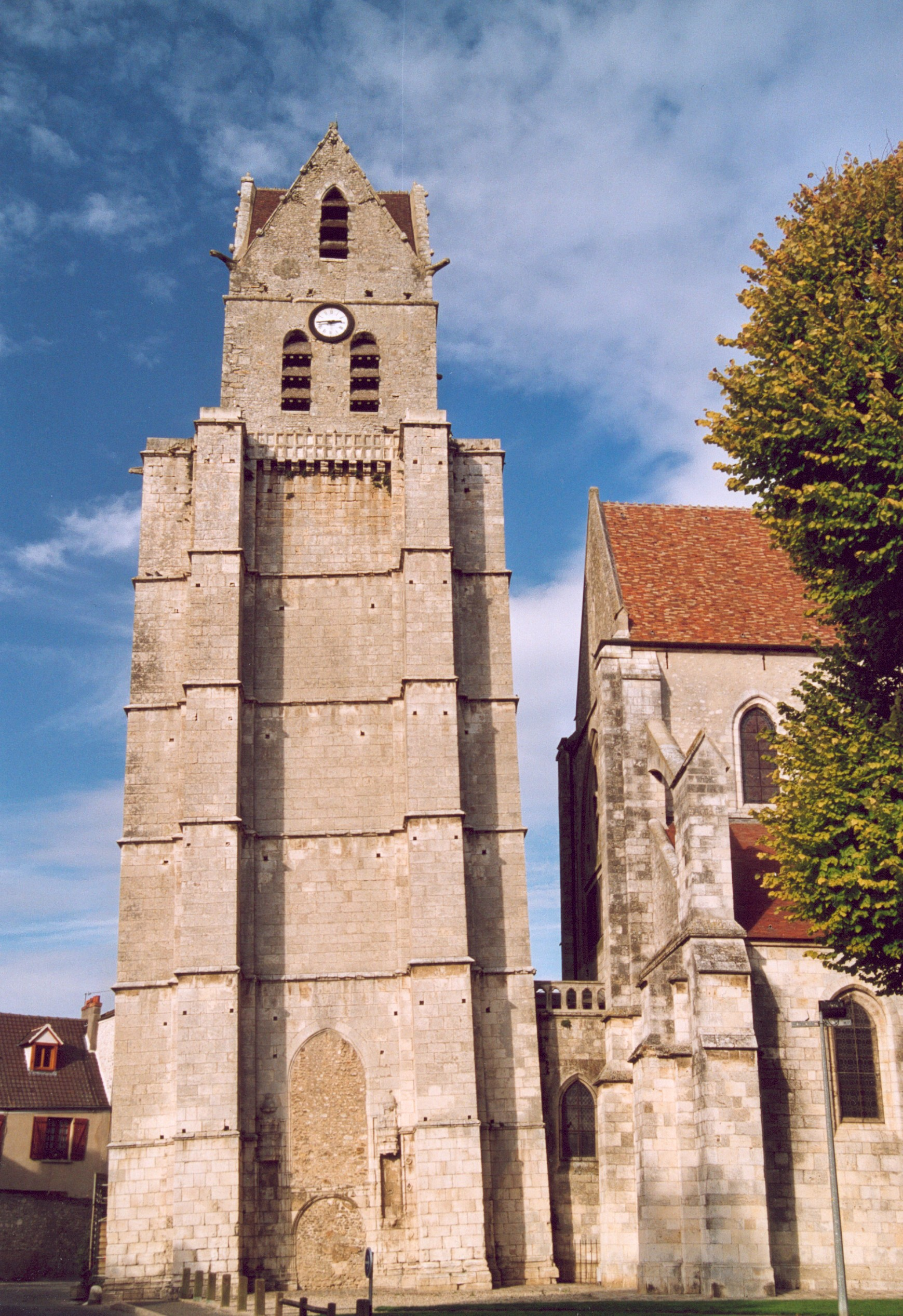 Etampes France  city photos : France Essonne Etampes Eglise Saint Martin 01 Wikipedia ...