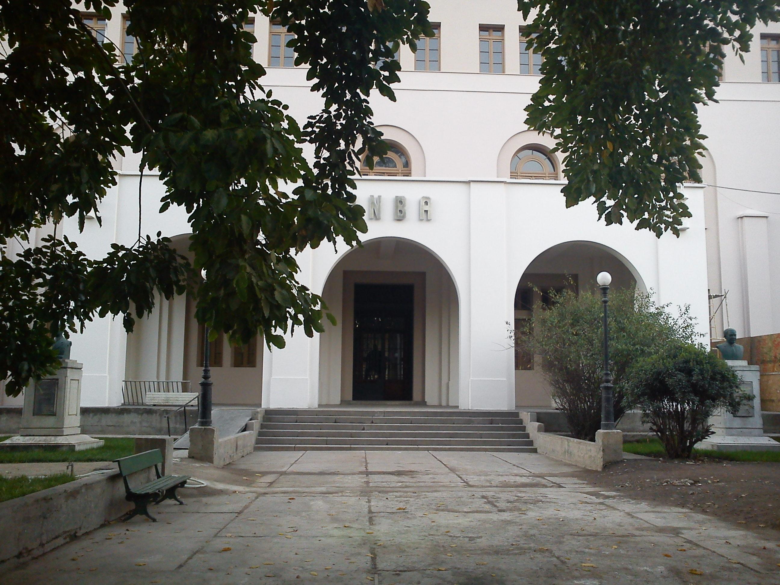 Internado Nacional Barros Arana