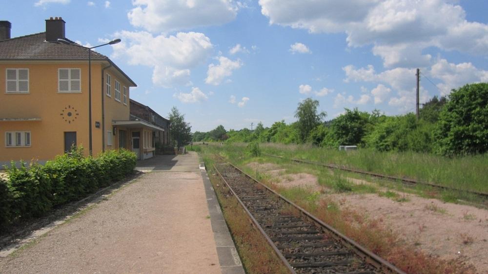 Gare de sarre union wikip dia - Bricomarche sarre union ...