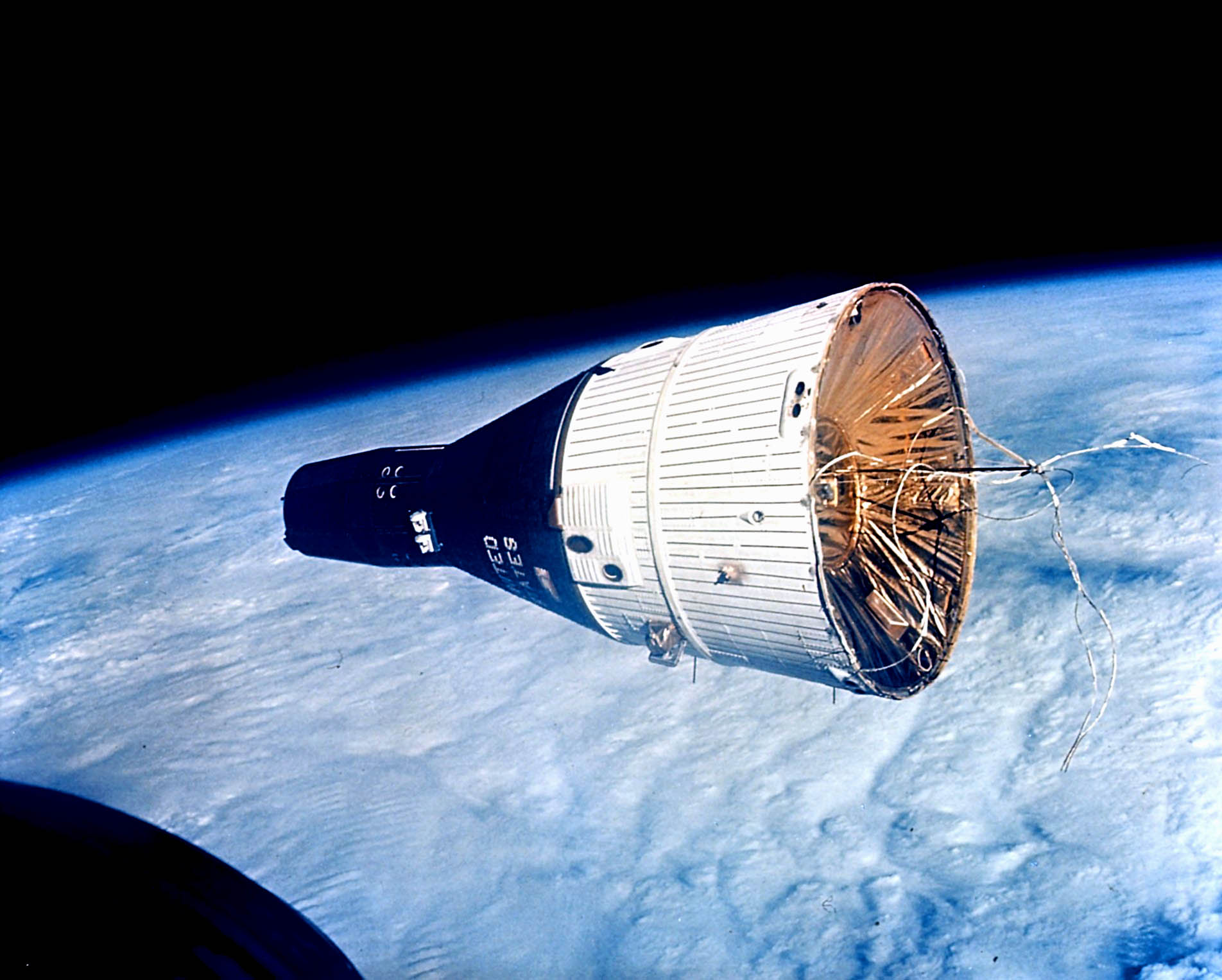 spacecraft gemini -#main