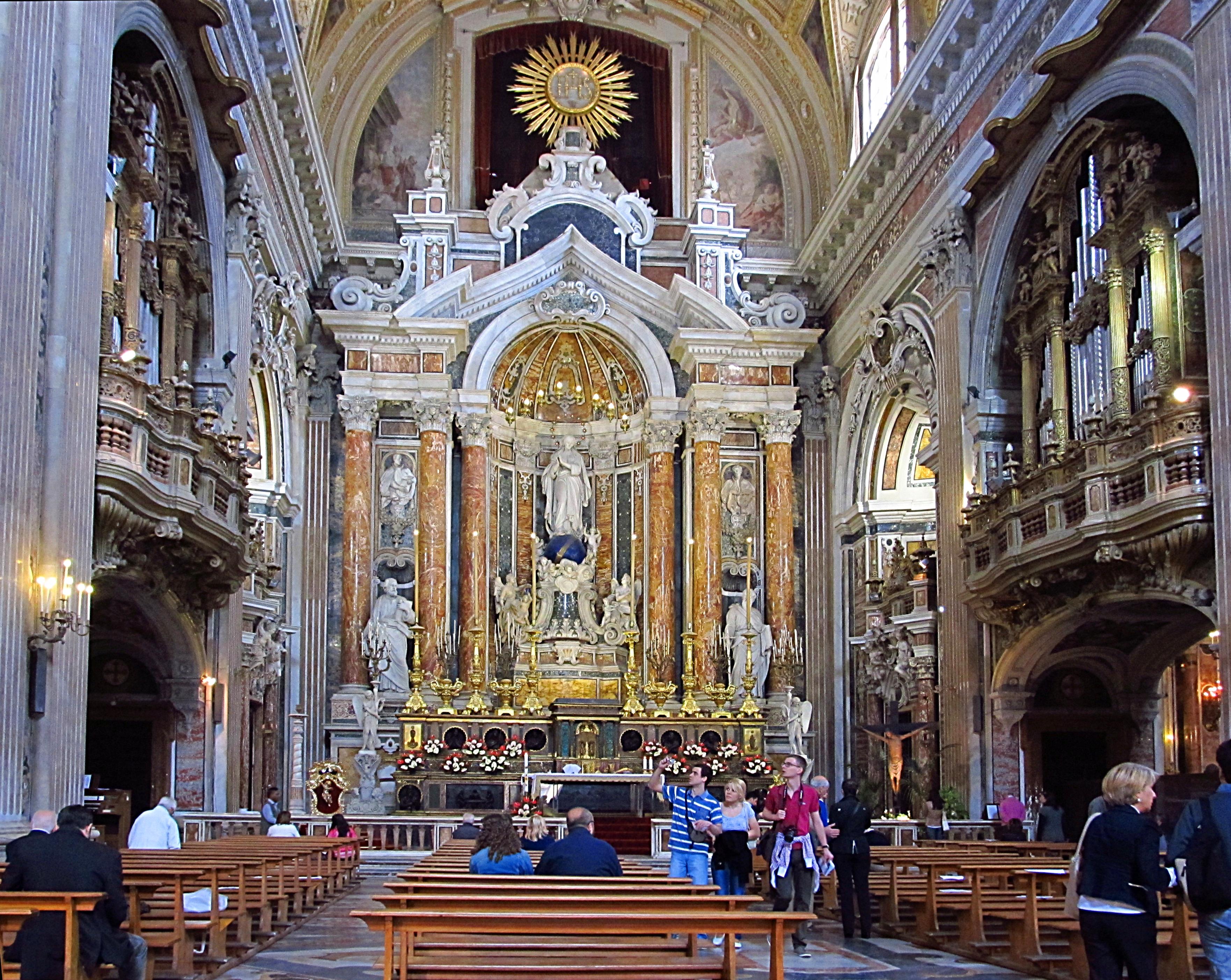 Gesù Nuovo Church - Naples.jpg