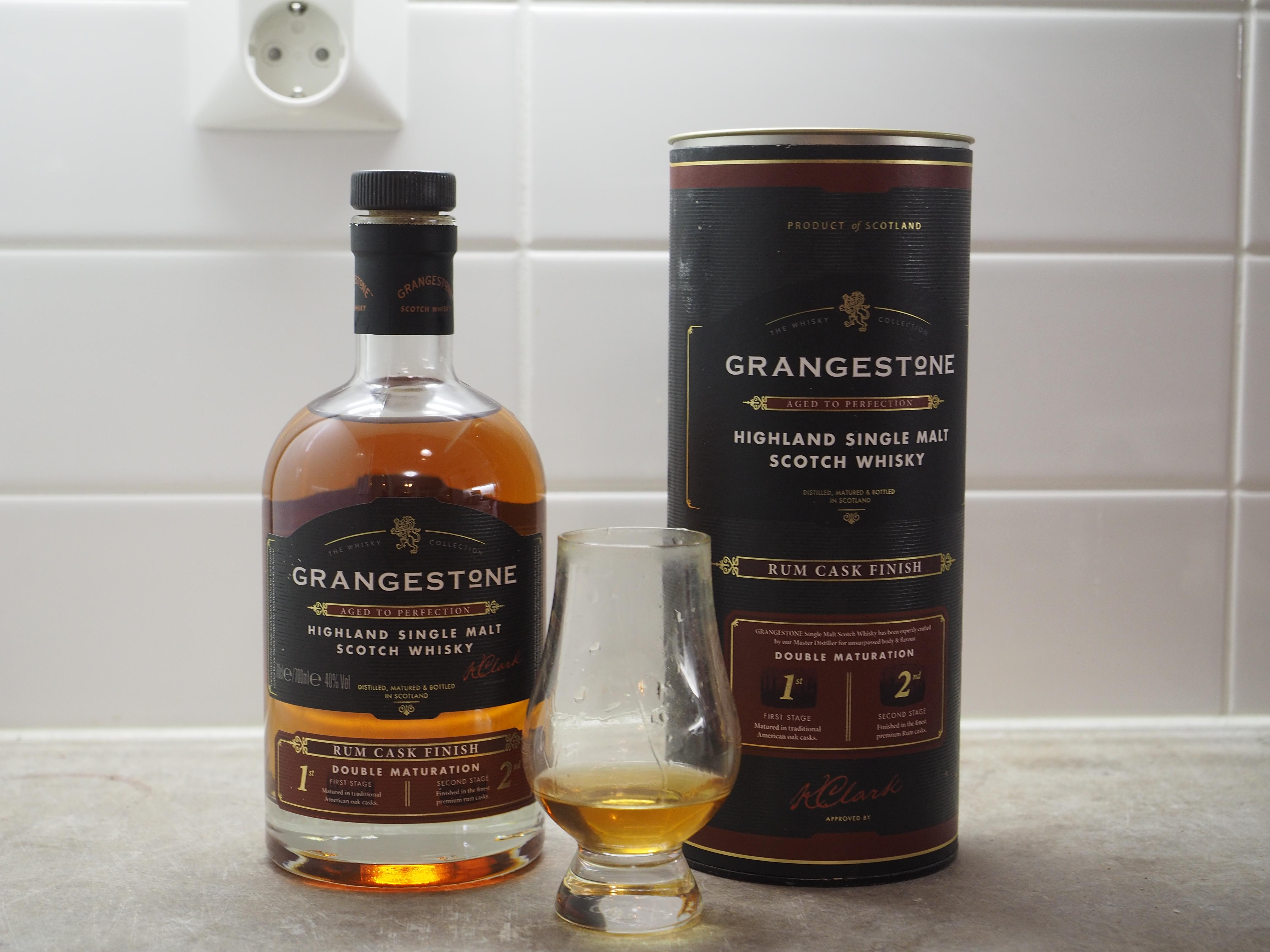 file grangestone rum cask finish whisky jpg wikimedia commons