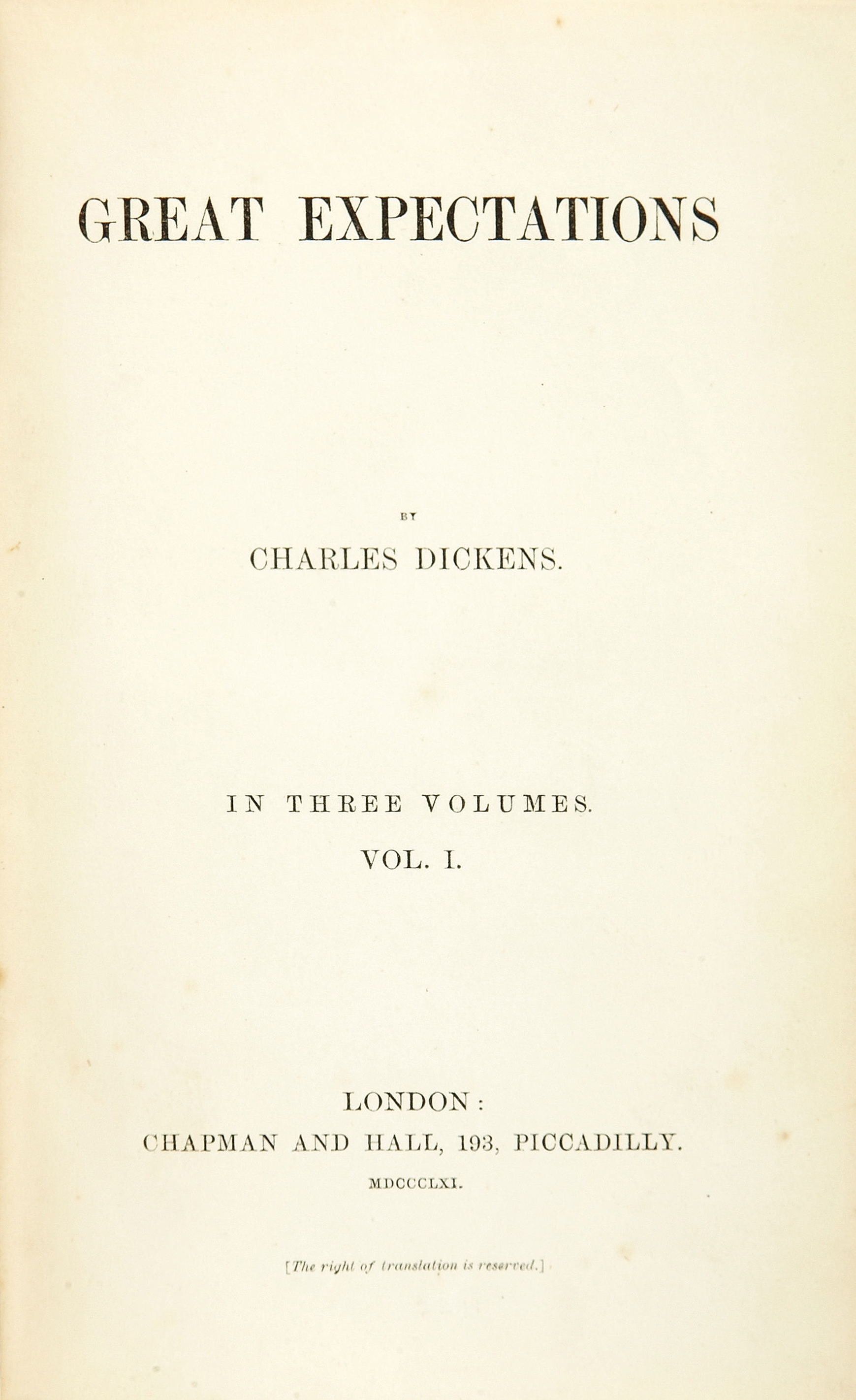 charles dickens great expectations review essay Great expectations charles dickens  situates the reader with the introductory essay buy great expectations online  articles in the saint austin review.