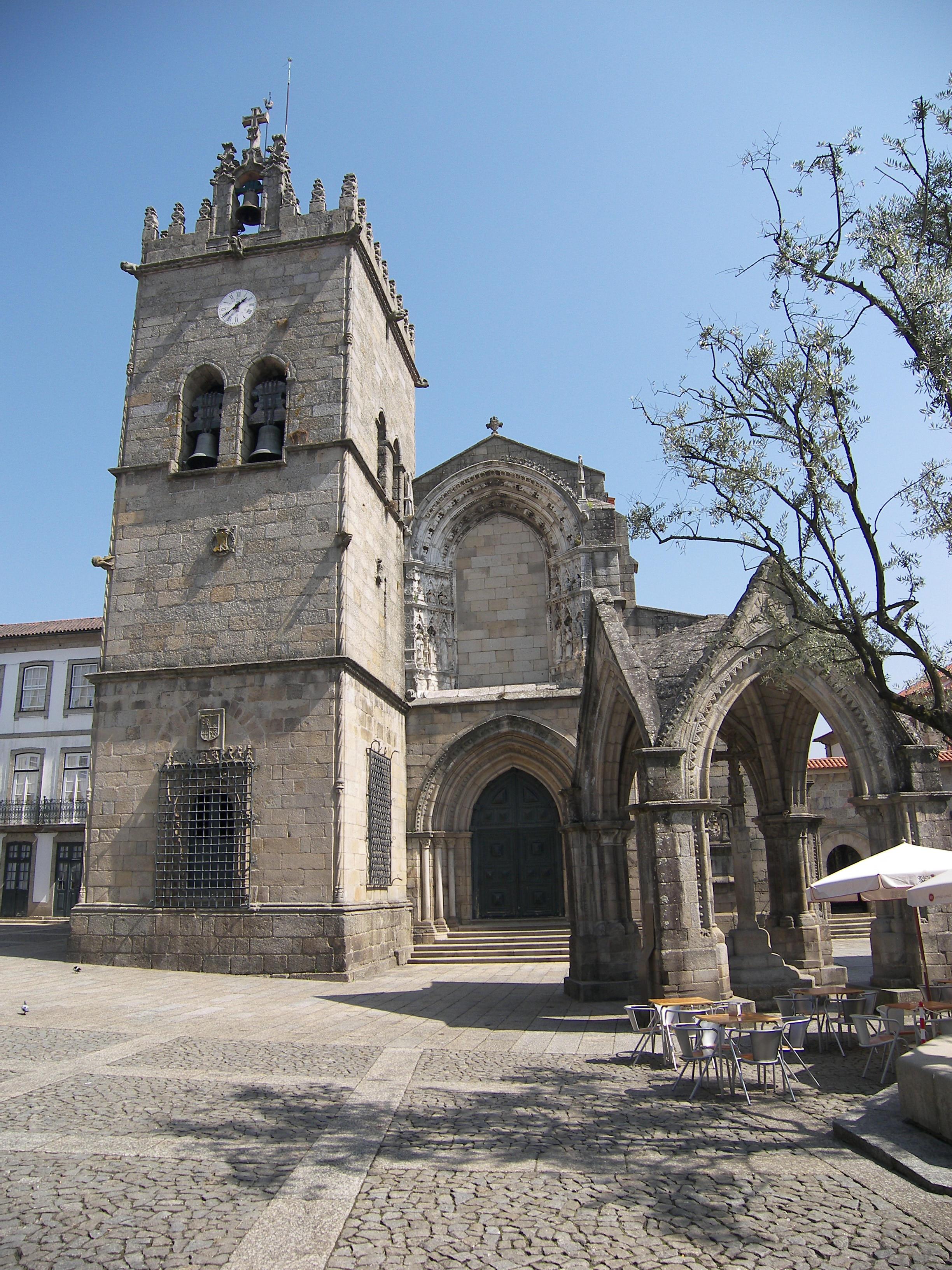 Iglesia de Nuestra Señora de la Oliveira (Guimarães) - Wikipedia ...