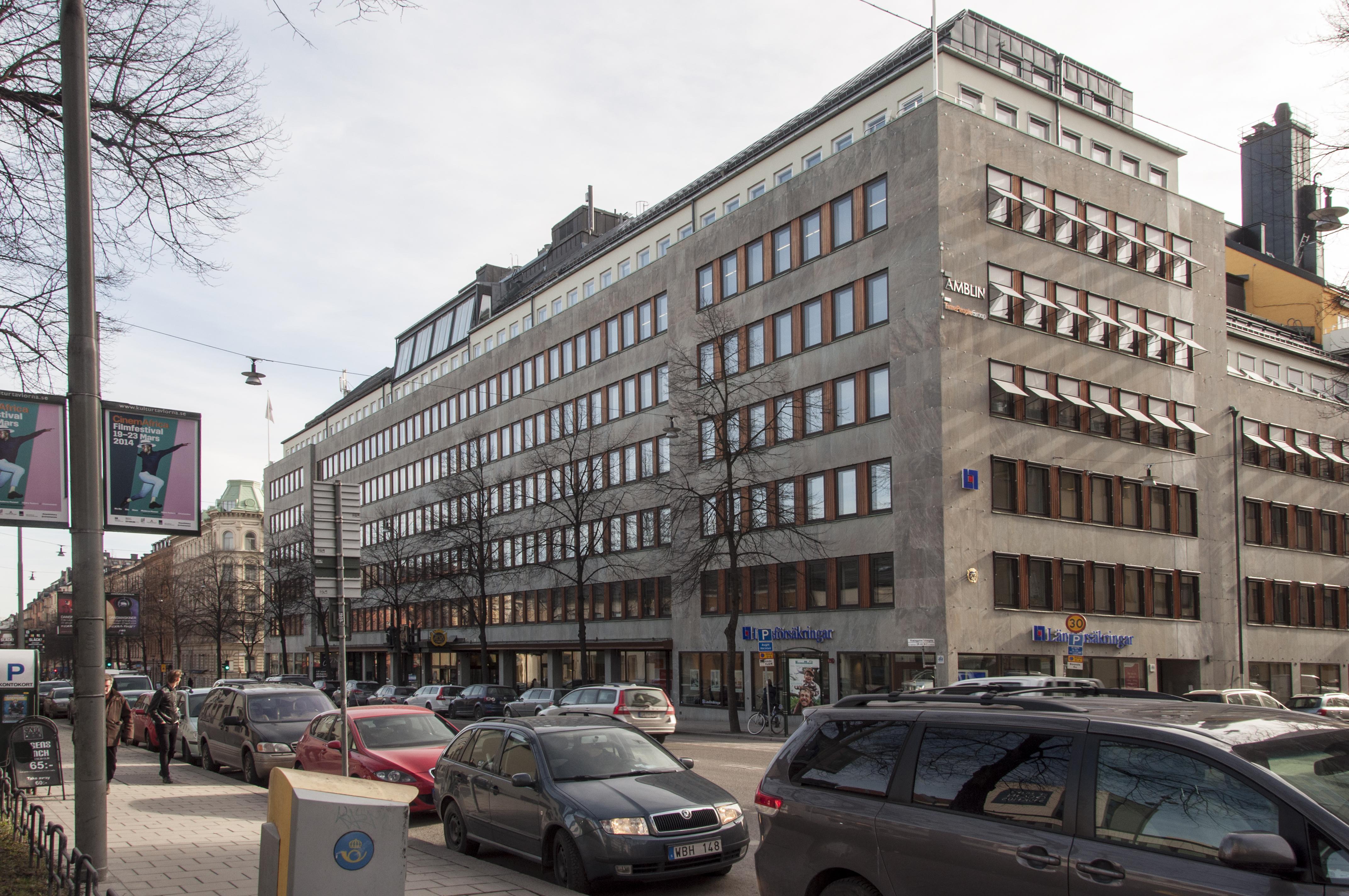 weekday huvudkontor stockholm