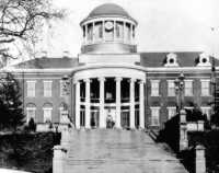 "The ""Hills Capitol"", used from 1821 until it burned down in 1897."