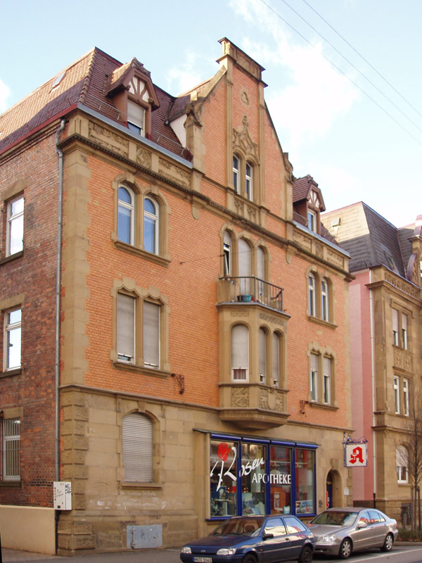 Wilhelmstraße 54 (Heilbronn)