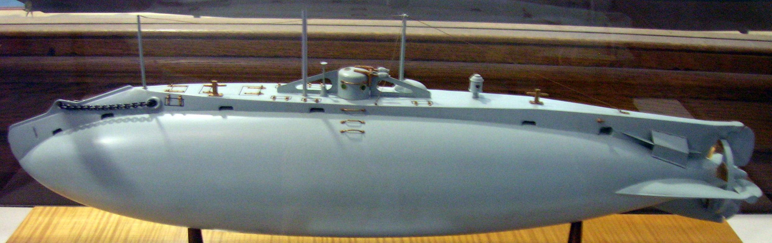 подводная лодка голланда