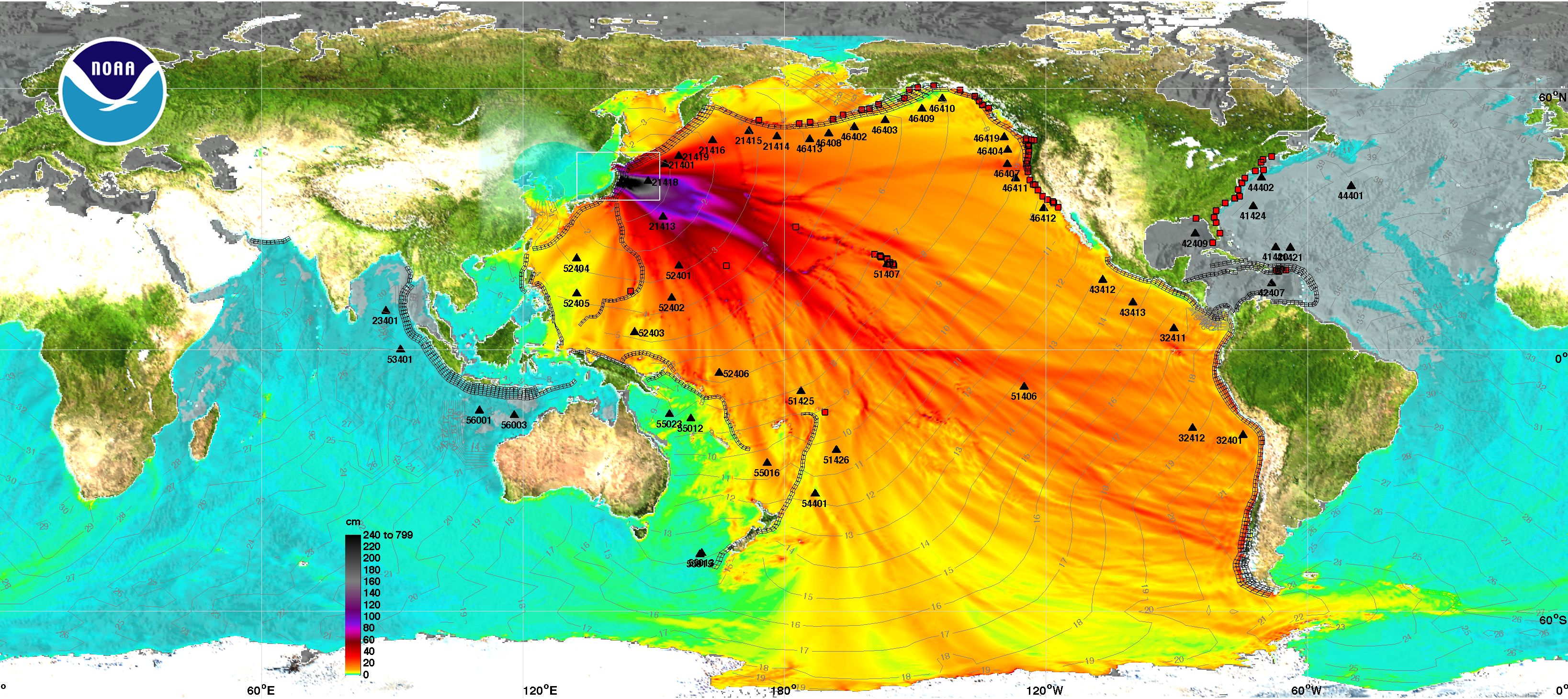 tsunami schema