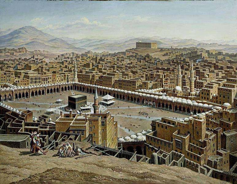 Файл:Hubert Sattler Mekka 1897.jpg