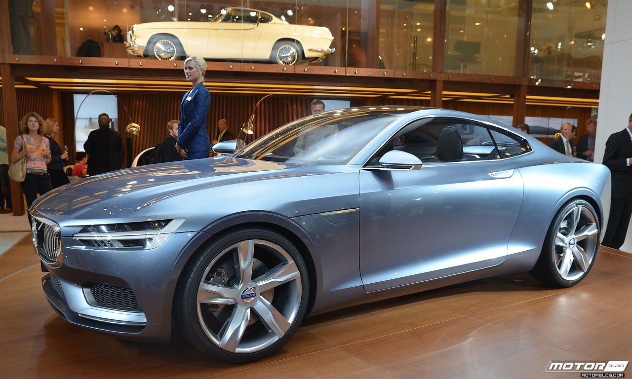 Volvo Concept Coupe - Wikipedia