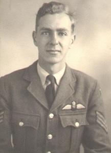 Ingvar Fredrik Håkansson Swedish fighter pilot in the Royal Air Force