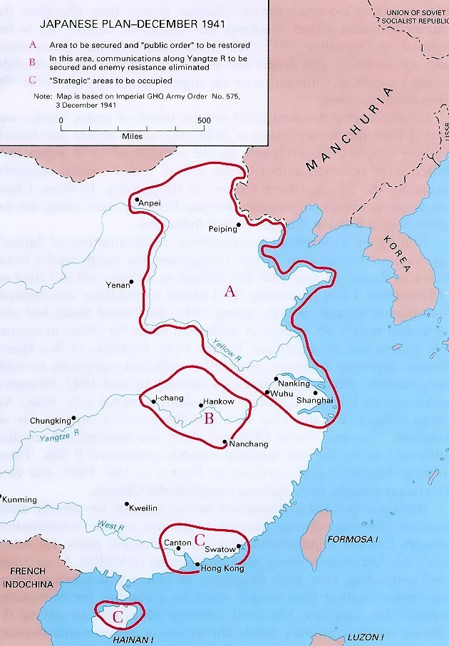 Filejapanese plan for china december 1941g wikimedia commons filejapanese plan for china december 1941g gumiabroncs Image collections