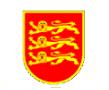 ジャージー島の紋章