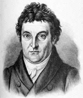 Johann Gottlieb Fichte cover
