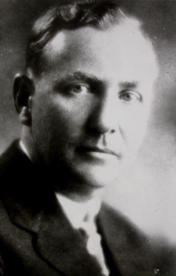 Photograph of John C B Ehringhaus