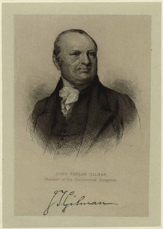 John Taylor Gilman