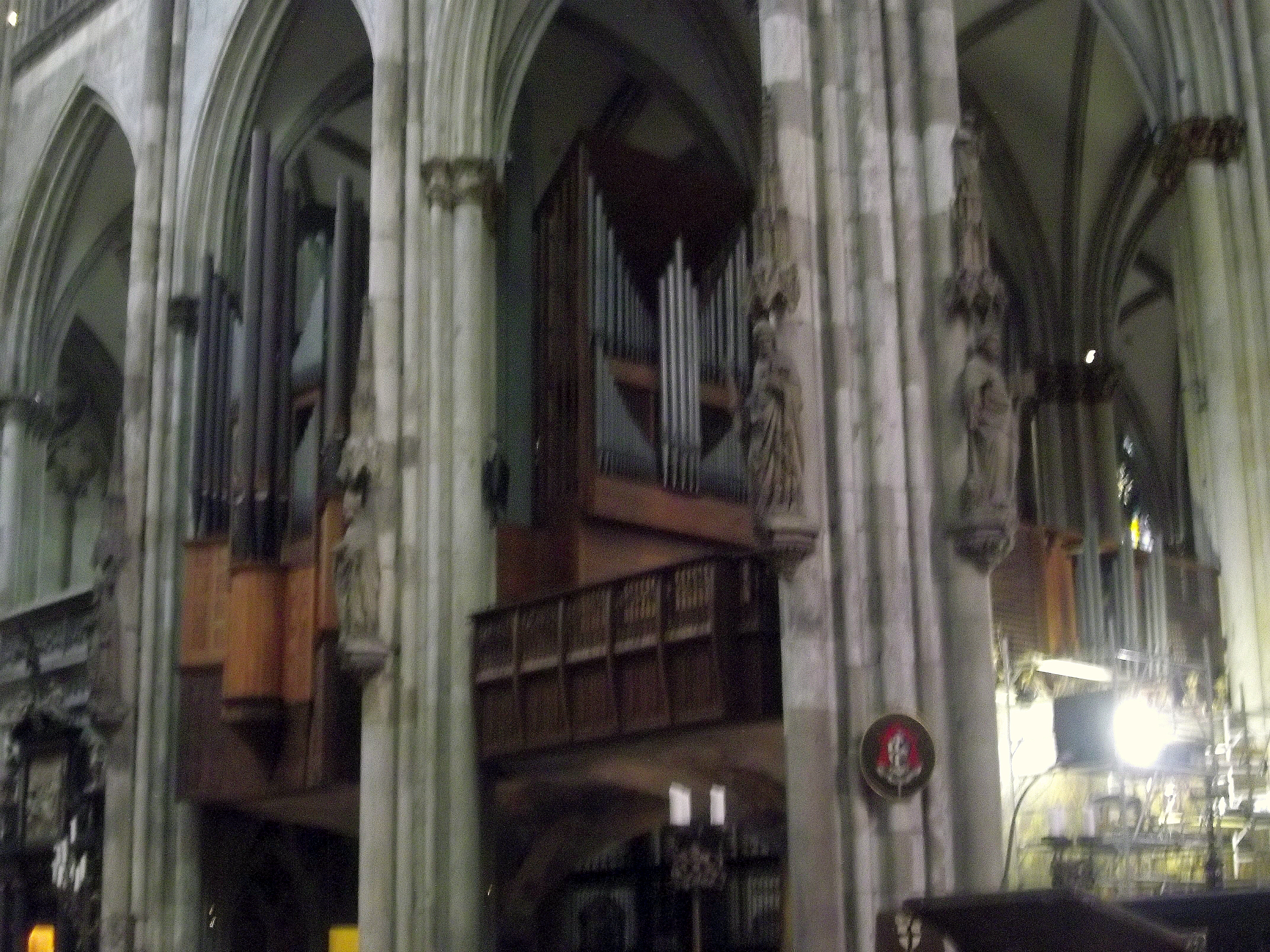 Orgel Kölner Dom