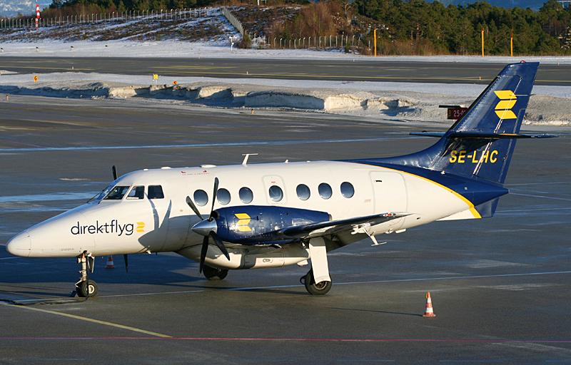 Авиакомпания Директфлиг (Direktflyg). Официальный сайт.2