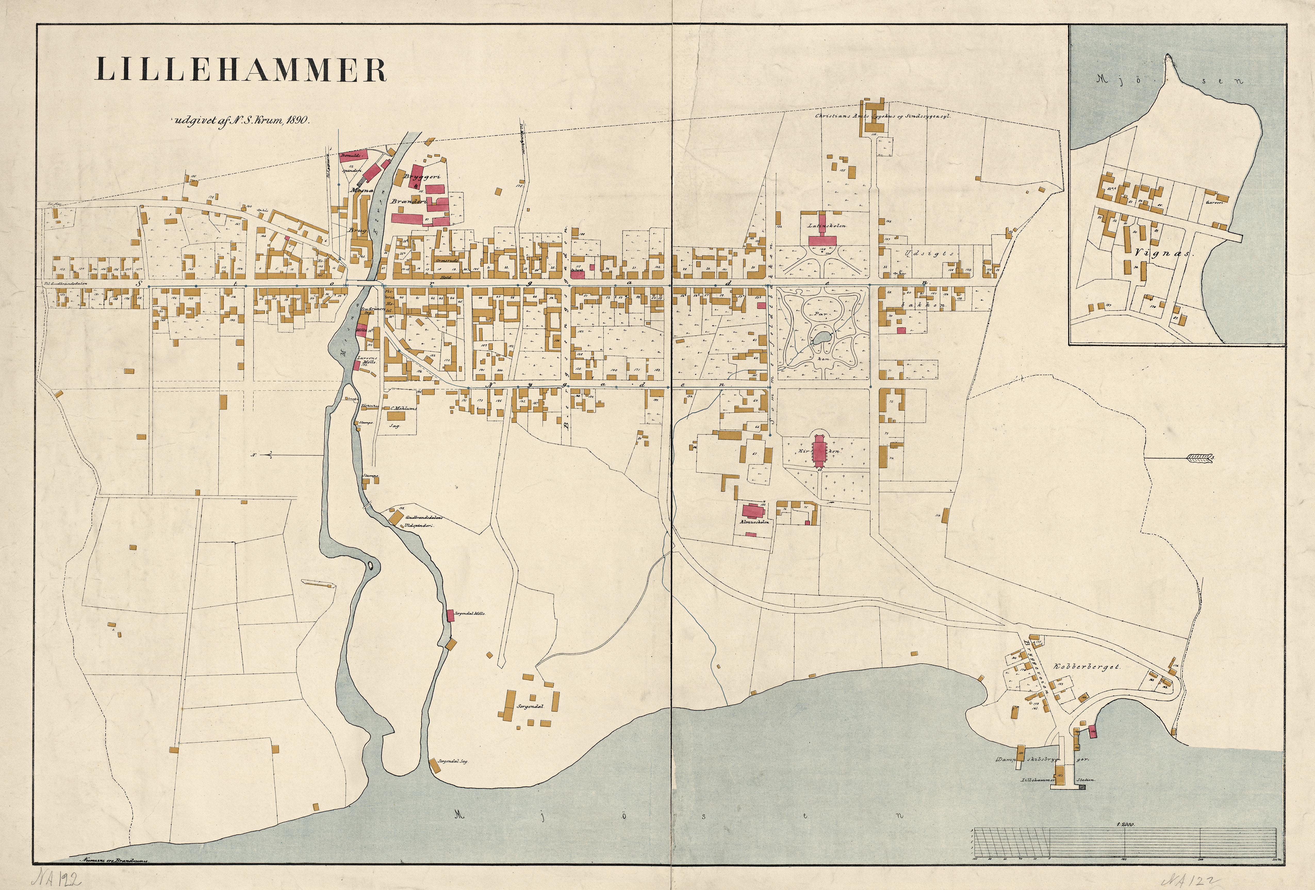 Kart_over_Lillehammer_(1890).jpg