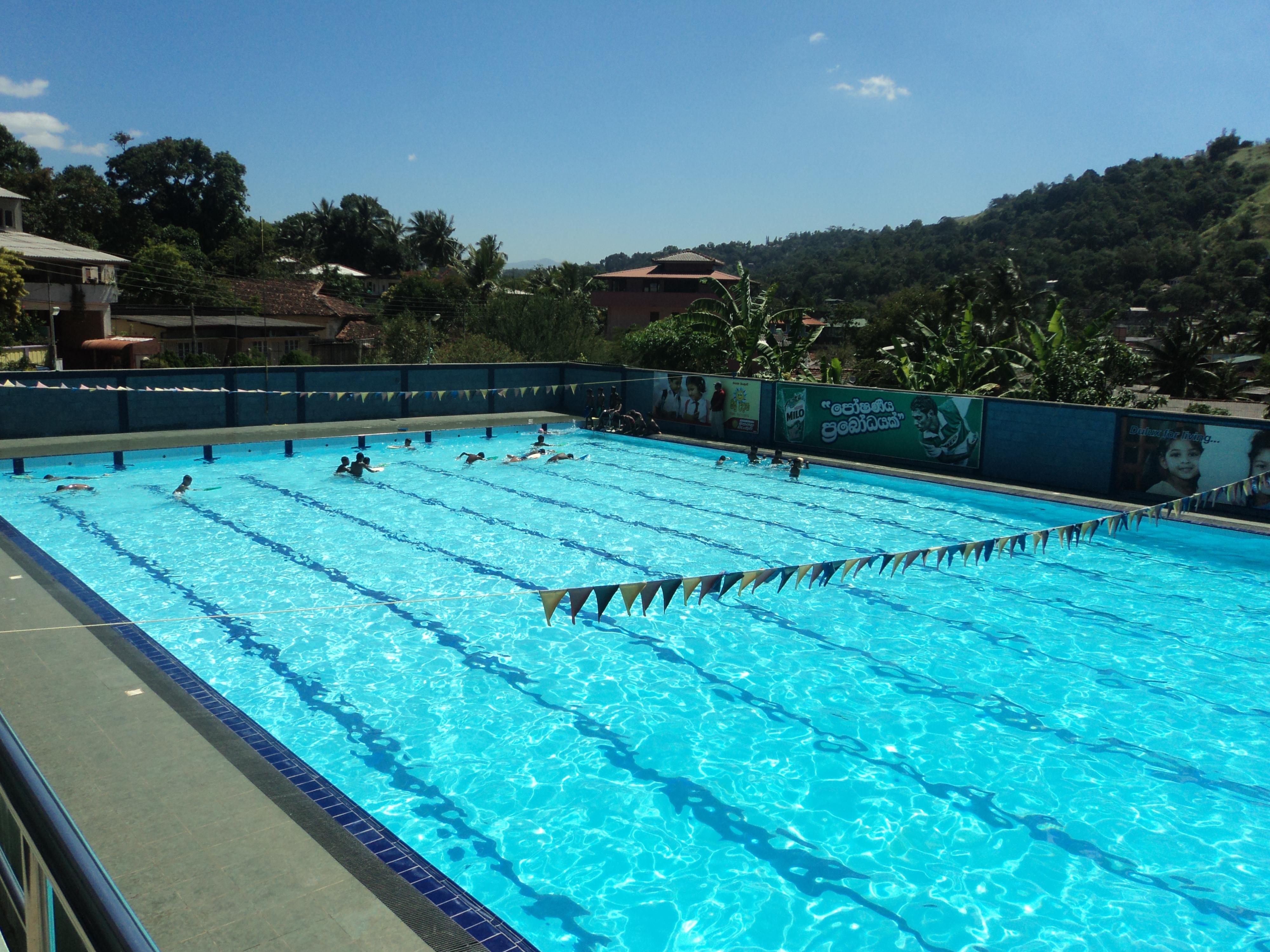 File Kingswood College Kandy Sri Lanka Swimming Pool
