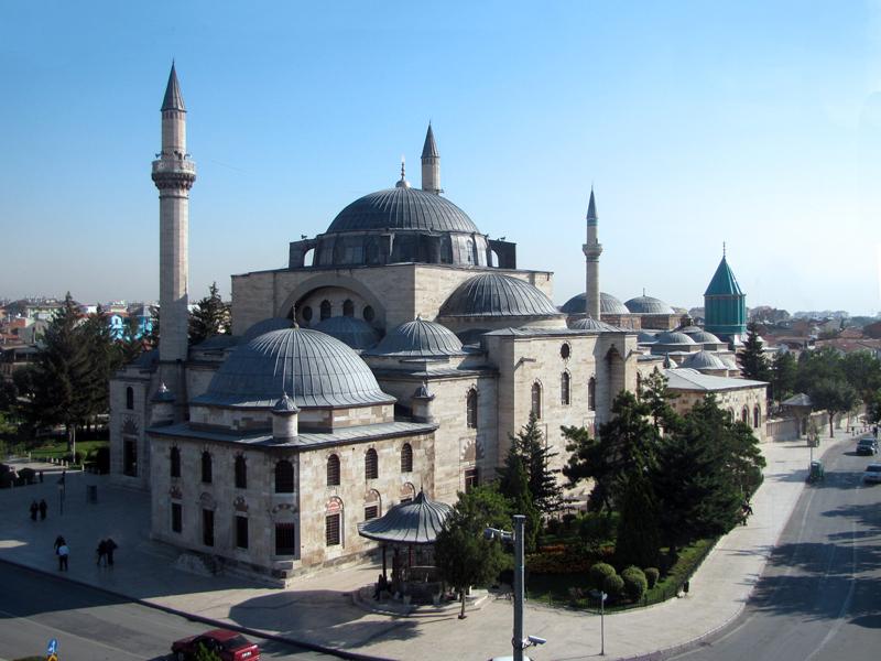 File:Konya, Turkey - Selimiye Camii.jpg - Wikimedia Commons