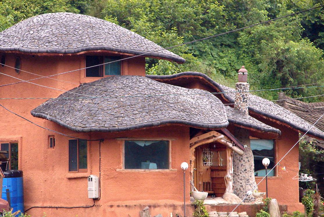 Original Mushroom Cottage