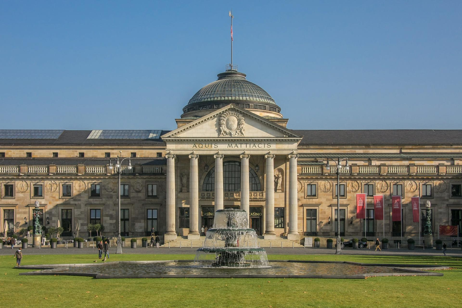 Kurhaus Wiesbaden Wikipedia