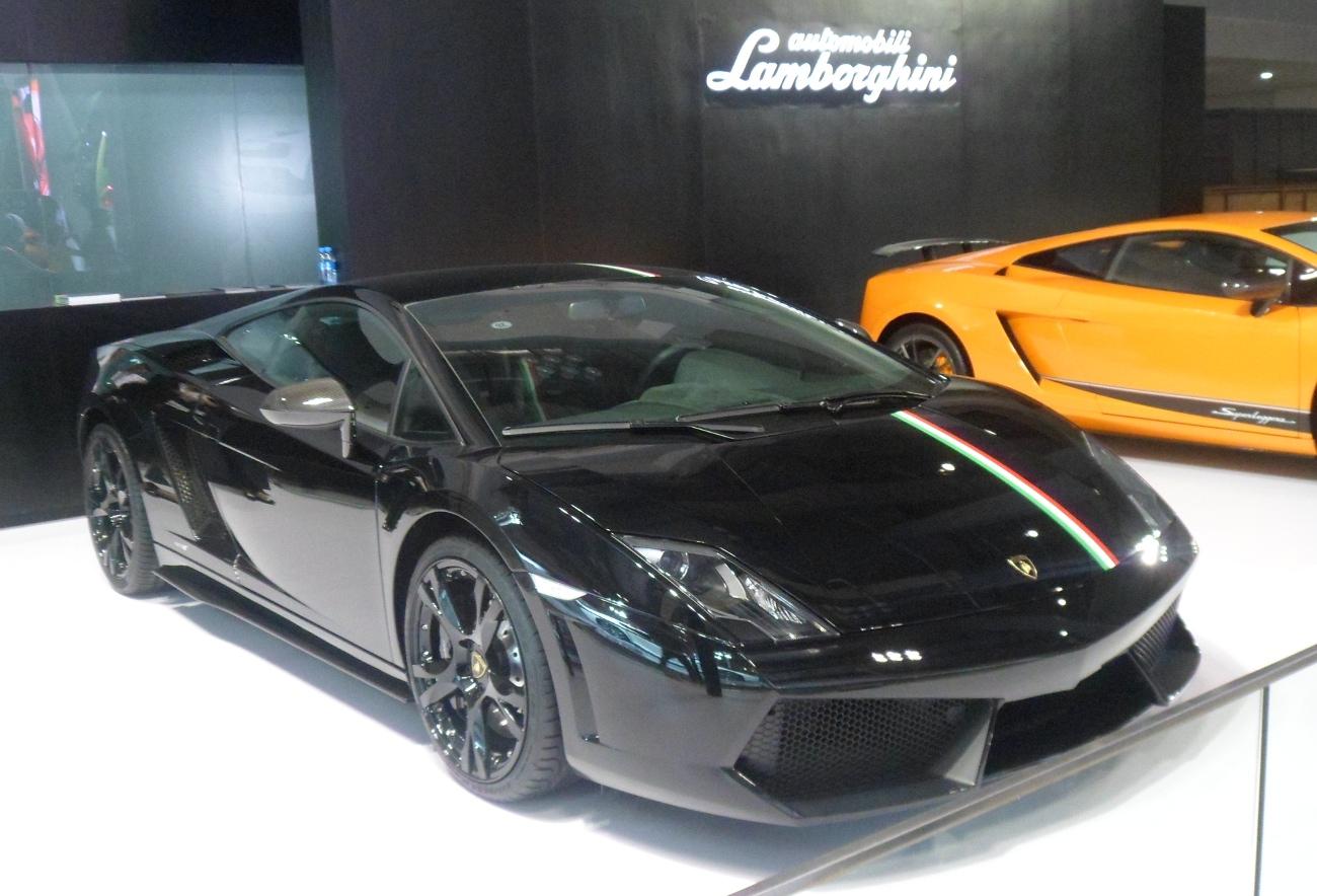 File Lamborghini Gallardo Lp550 2 Tricolore Auto Chongqing