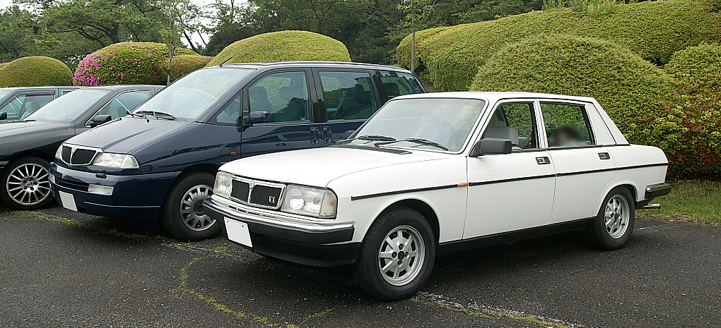 Lancia Beta Trevi - Wikipedia