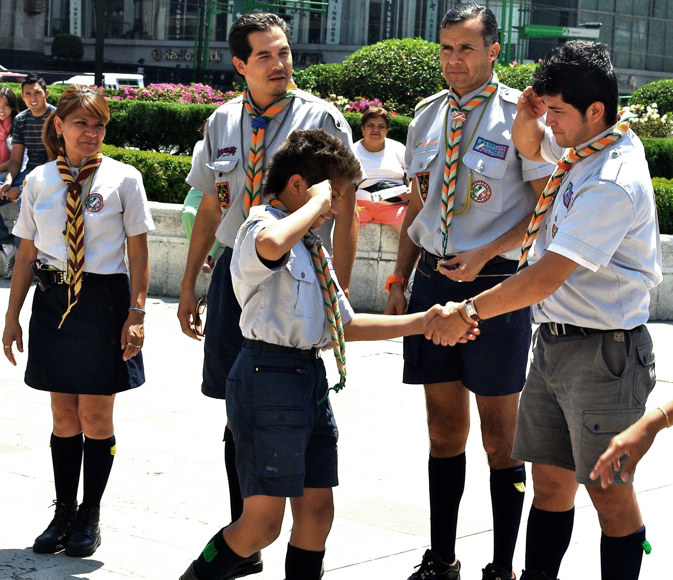 scout leader - wikipedia