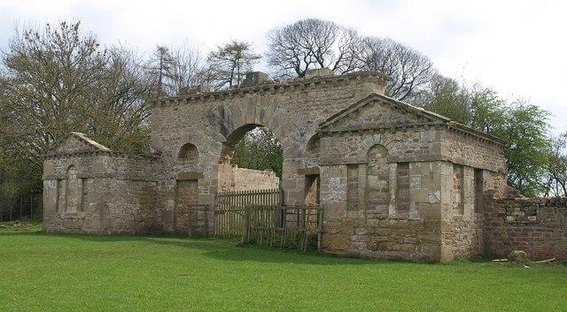 Mackershaw Lodges, Studley Park - geograph.org.uk - 1263294