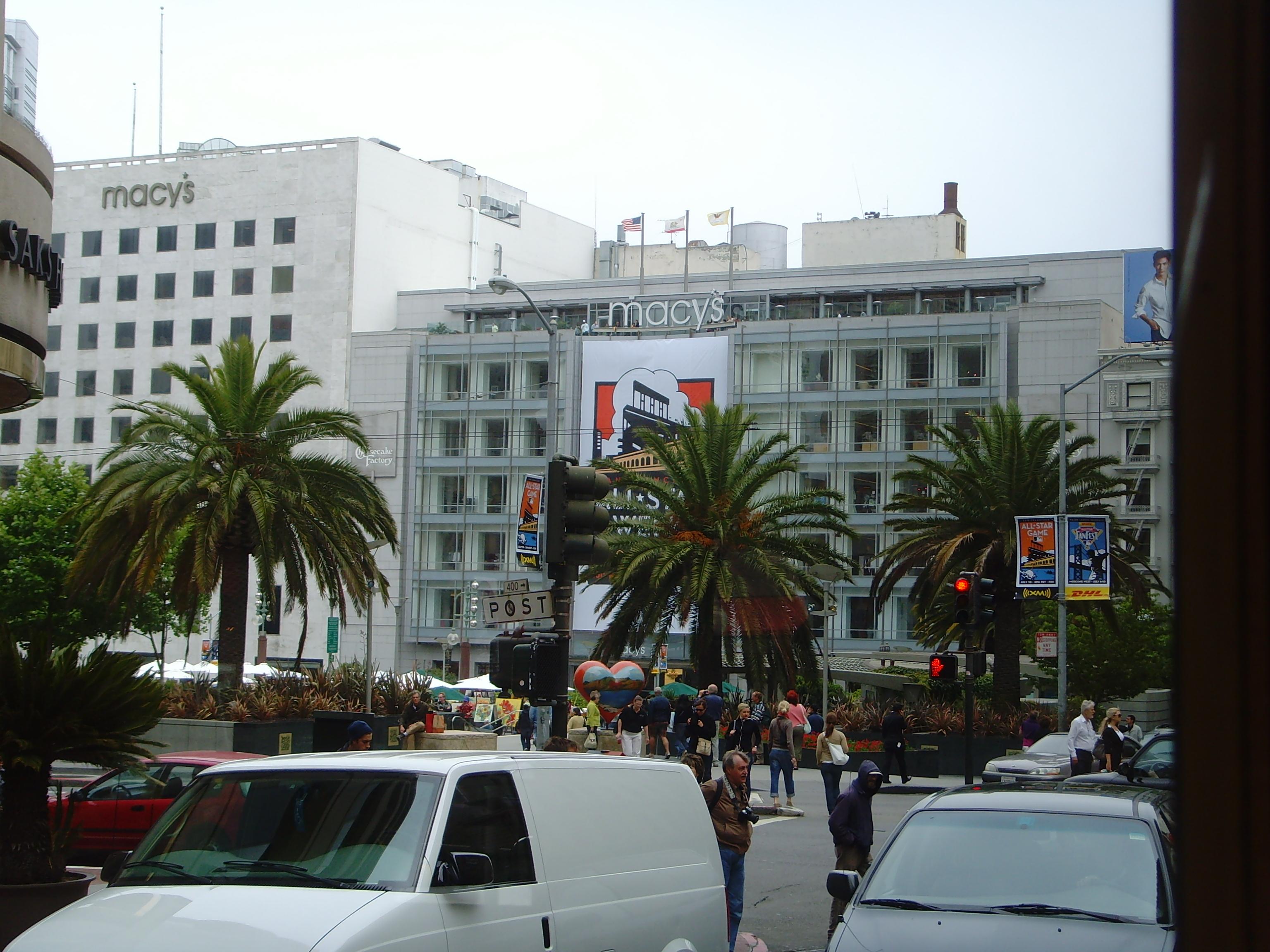 The Stafford Hotel San Francisco