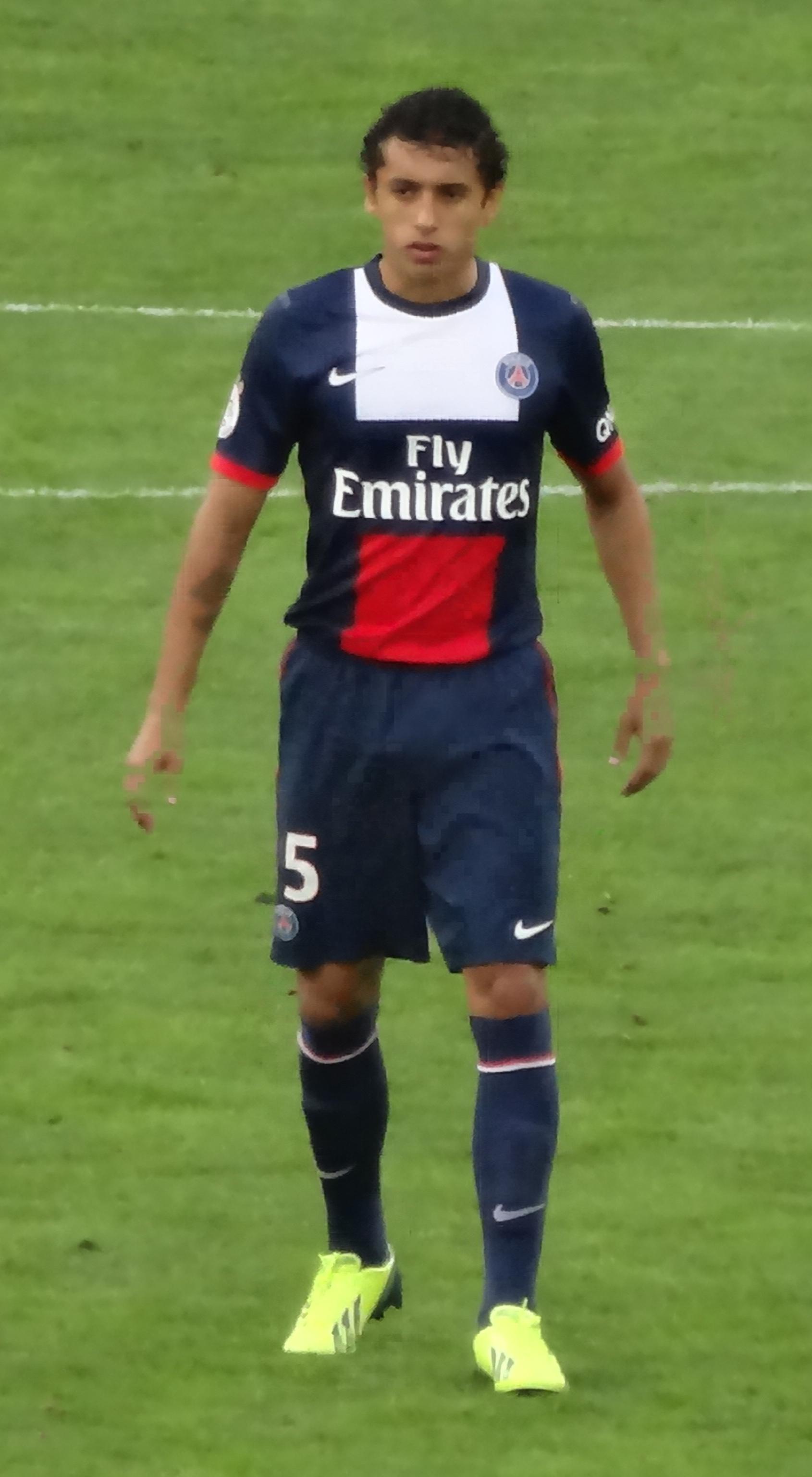 Маркиньос футболист рома