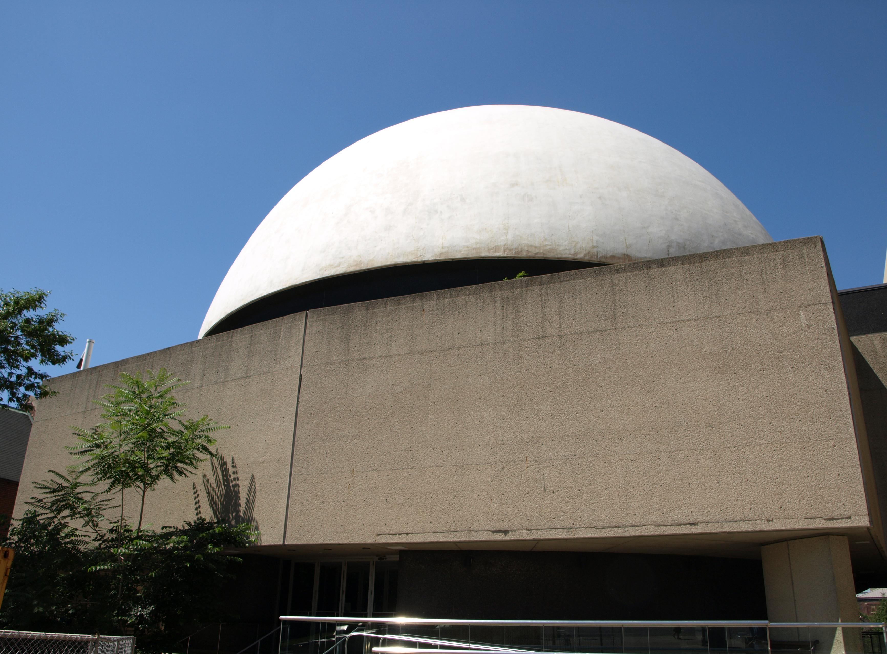 McLaughlin Planetarium - Wikipedia