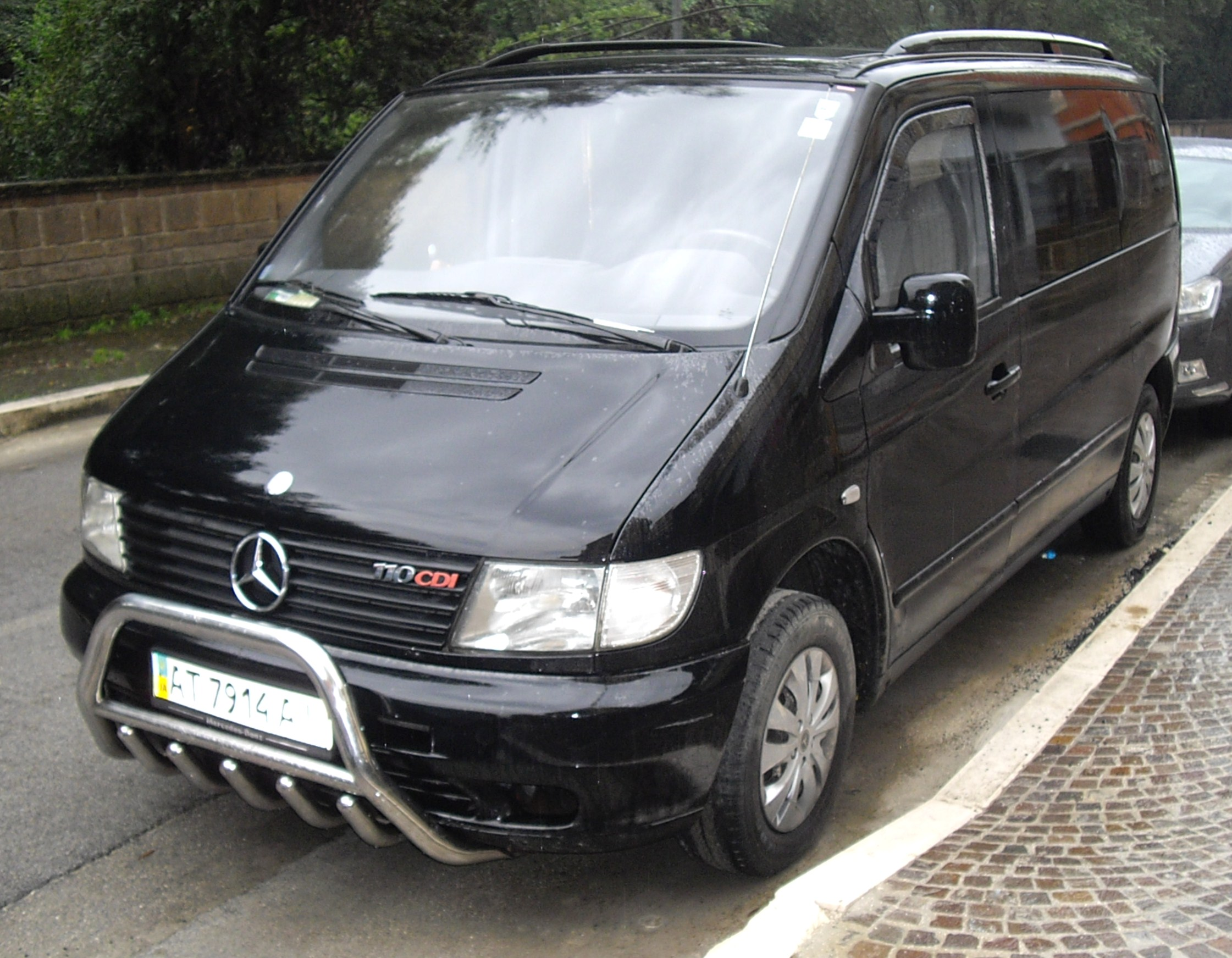 Mercedes W Keyless Go Option