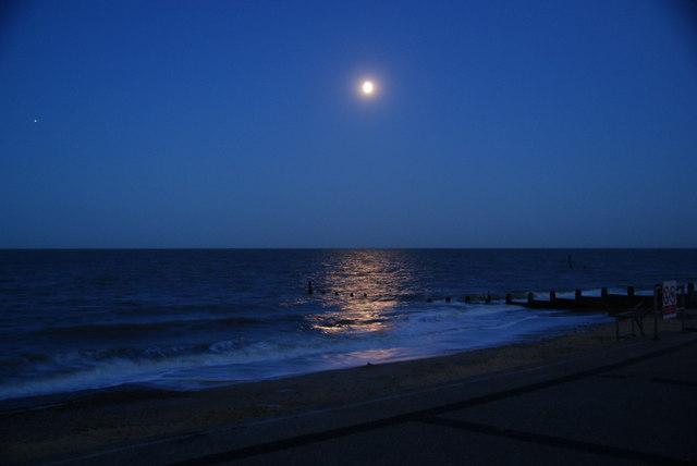 Blue Moon South Beach Florida