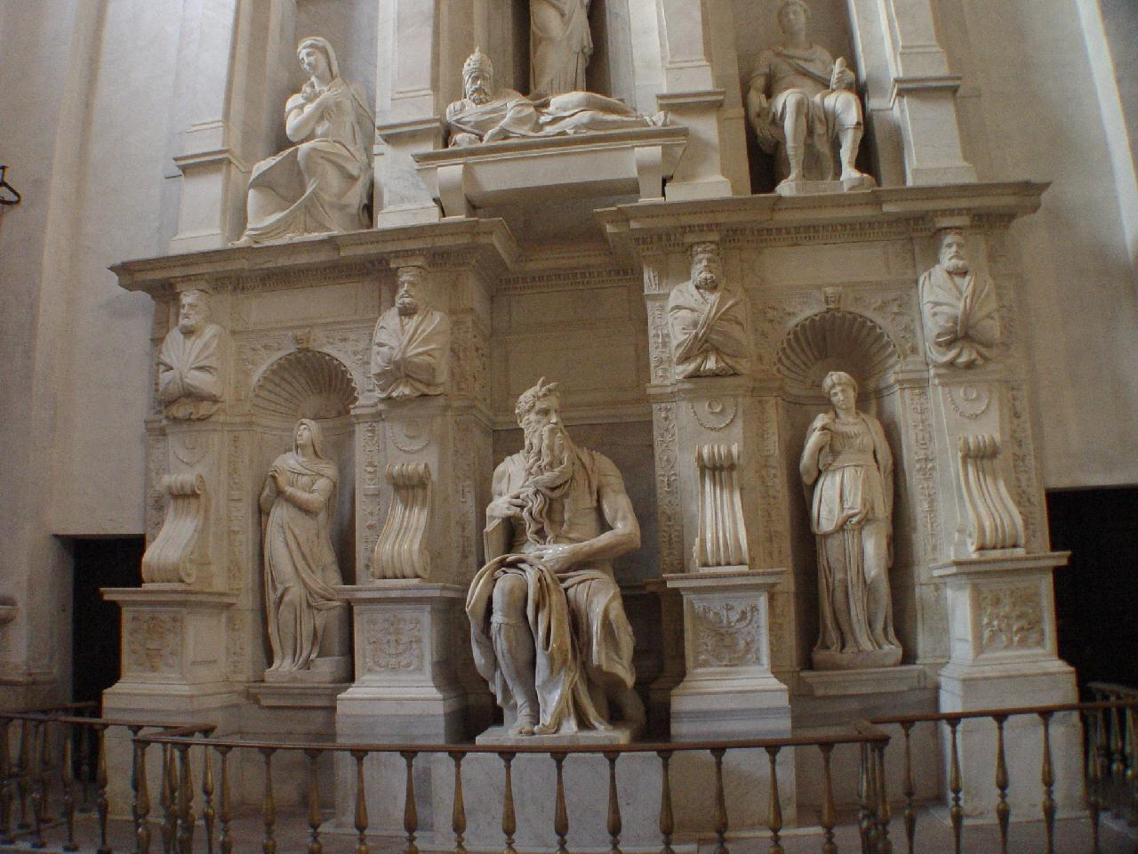 the moses of michelangelo essay Michelangelo essay - michelangelo buonarroti is arguably one of the most inspired creators in the history of art and the most potent force in the italian high.