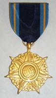 NASA Distinguished Public Service Medal cover