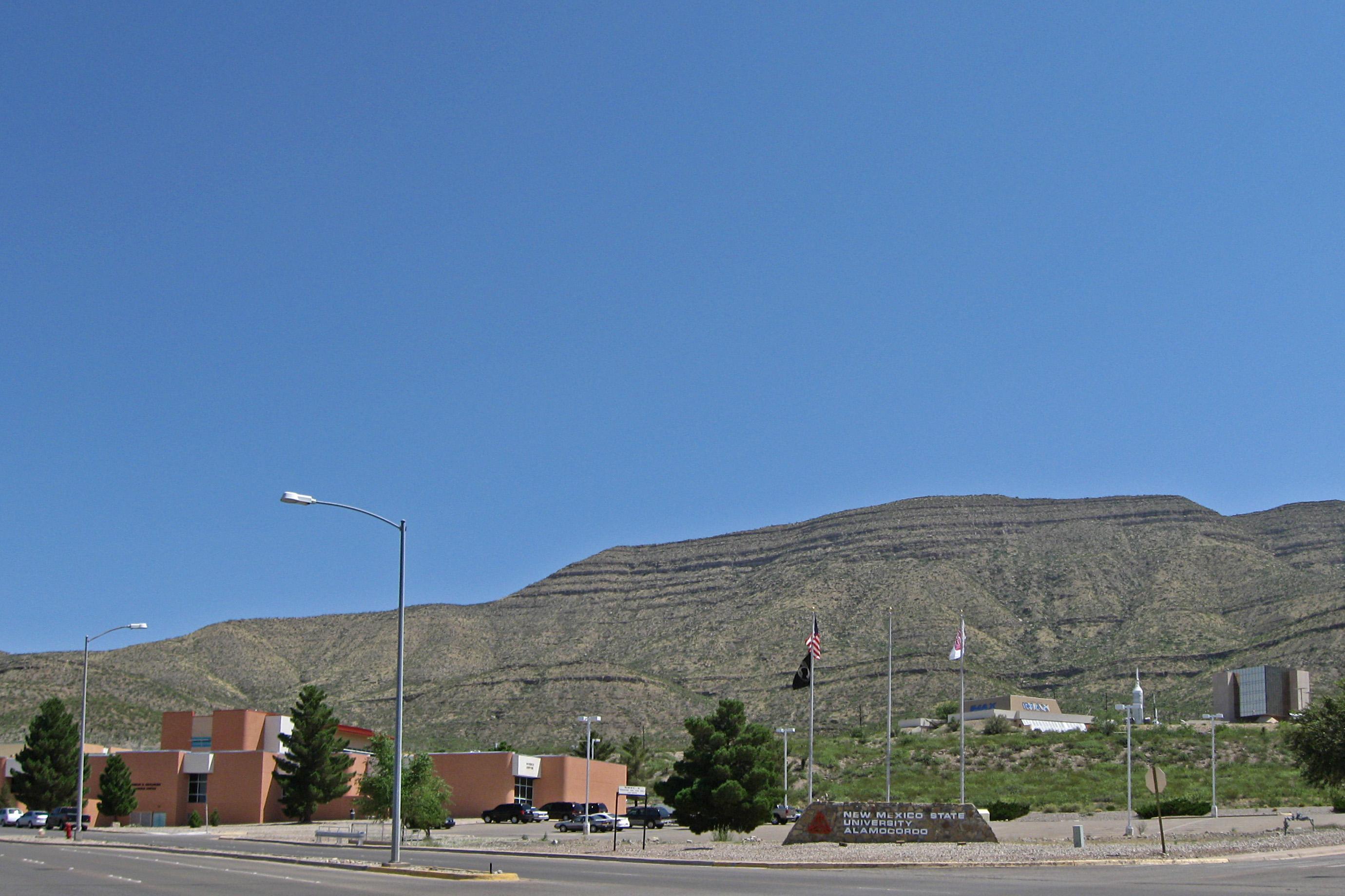 New Mexico State University Alamogordo - Wikiwand