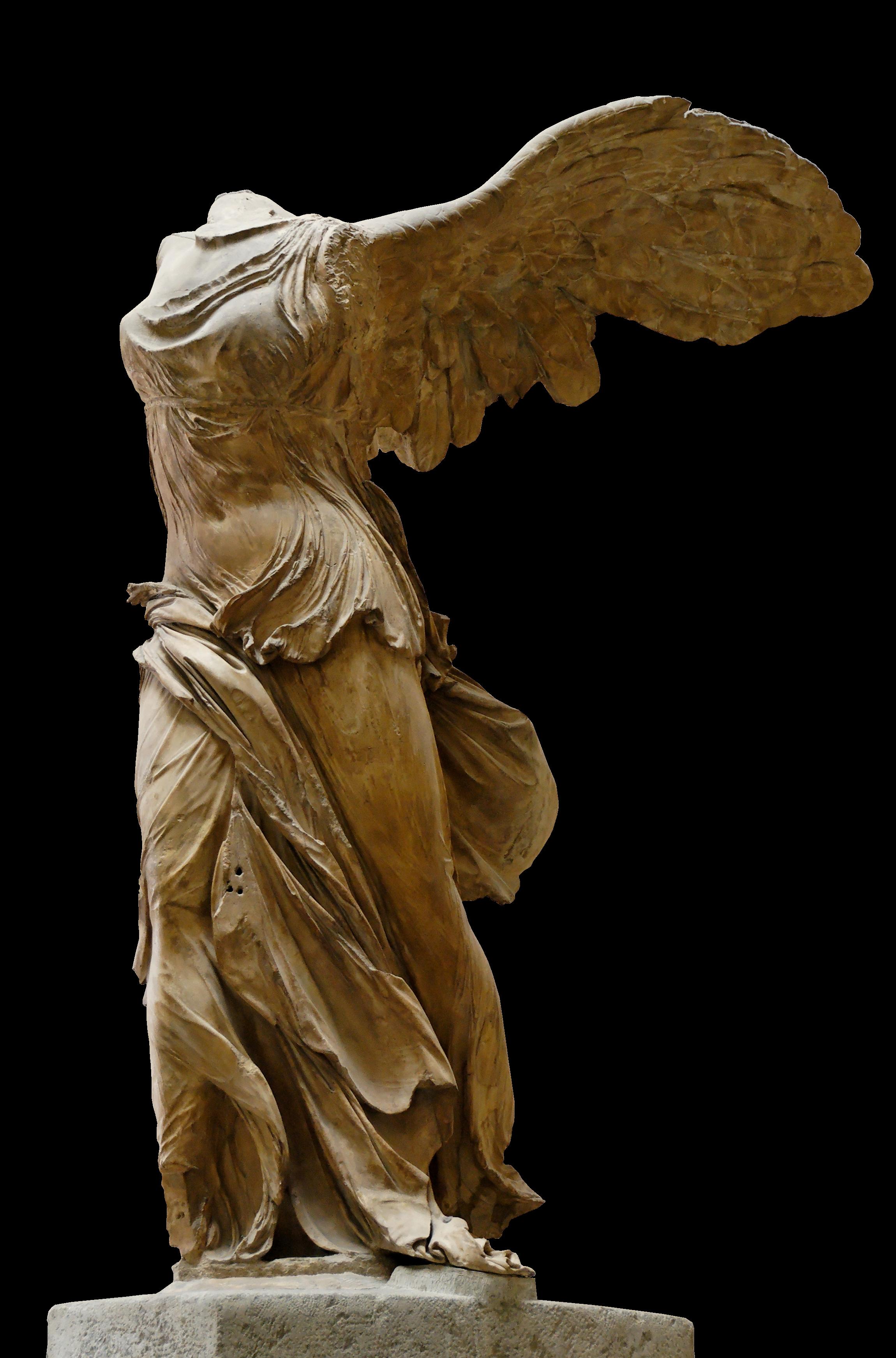 Soldado Ondular Desplazamiento  File:Nike of Samothrake Louvre Ma2369 n4.png - Wikimedia Commons