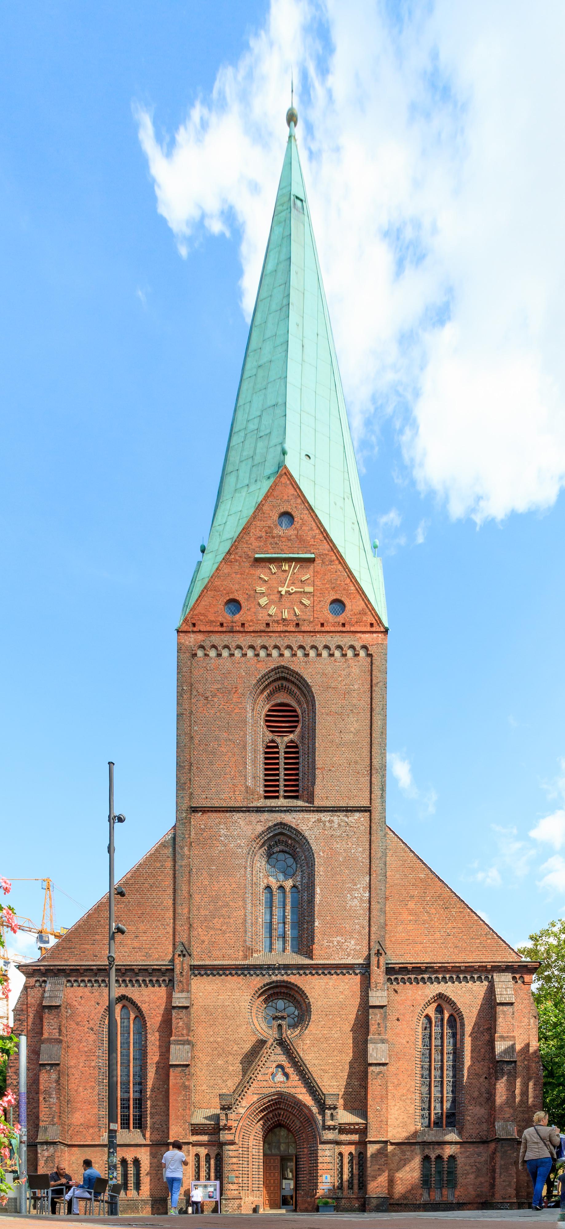 Friedhof Der Evangelischen Kirche St Nikolai