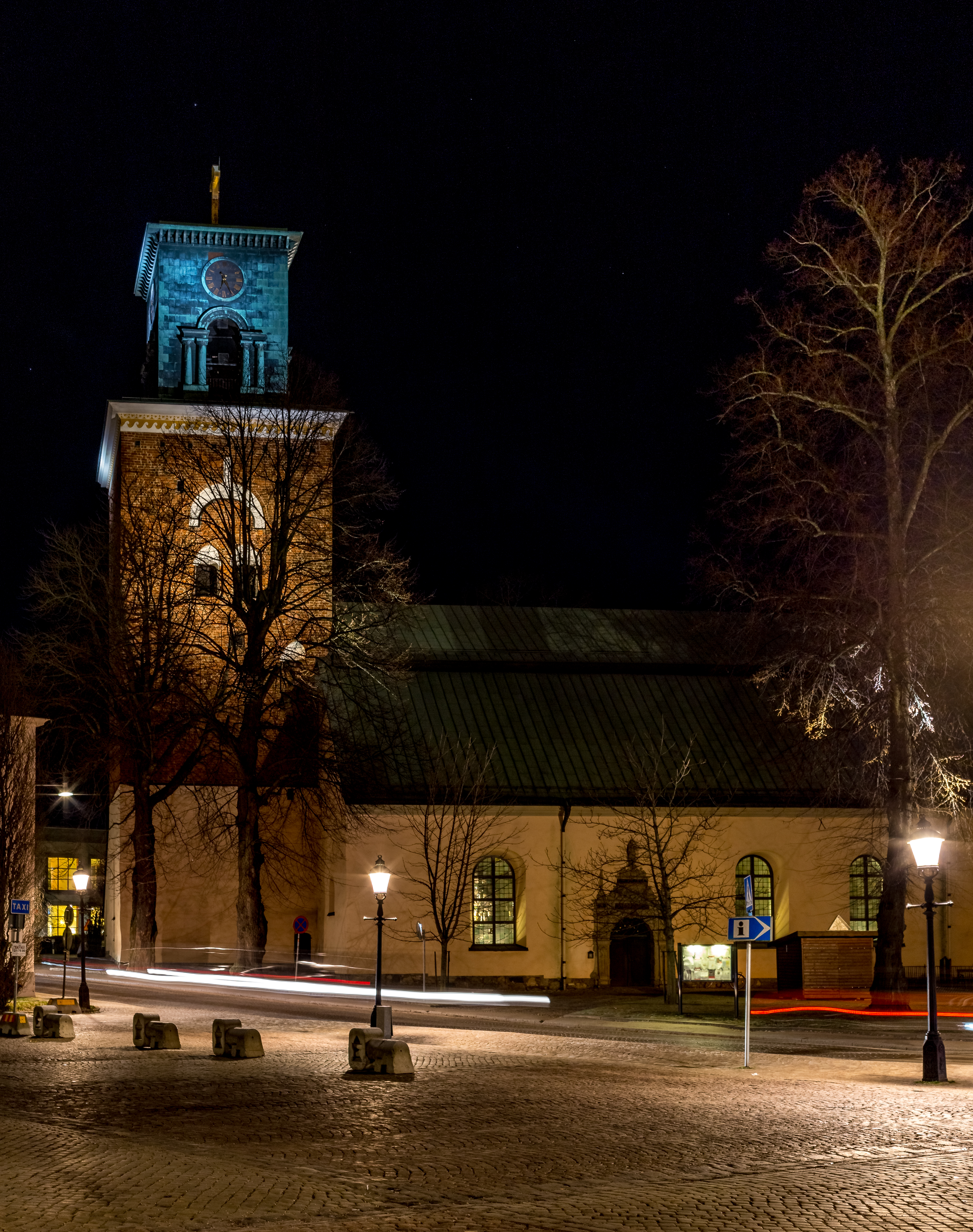 Alla Helgona kyrka - Nykpings frsamling - Svenska Kyrkan